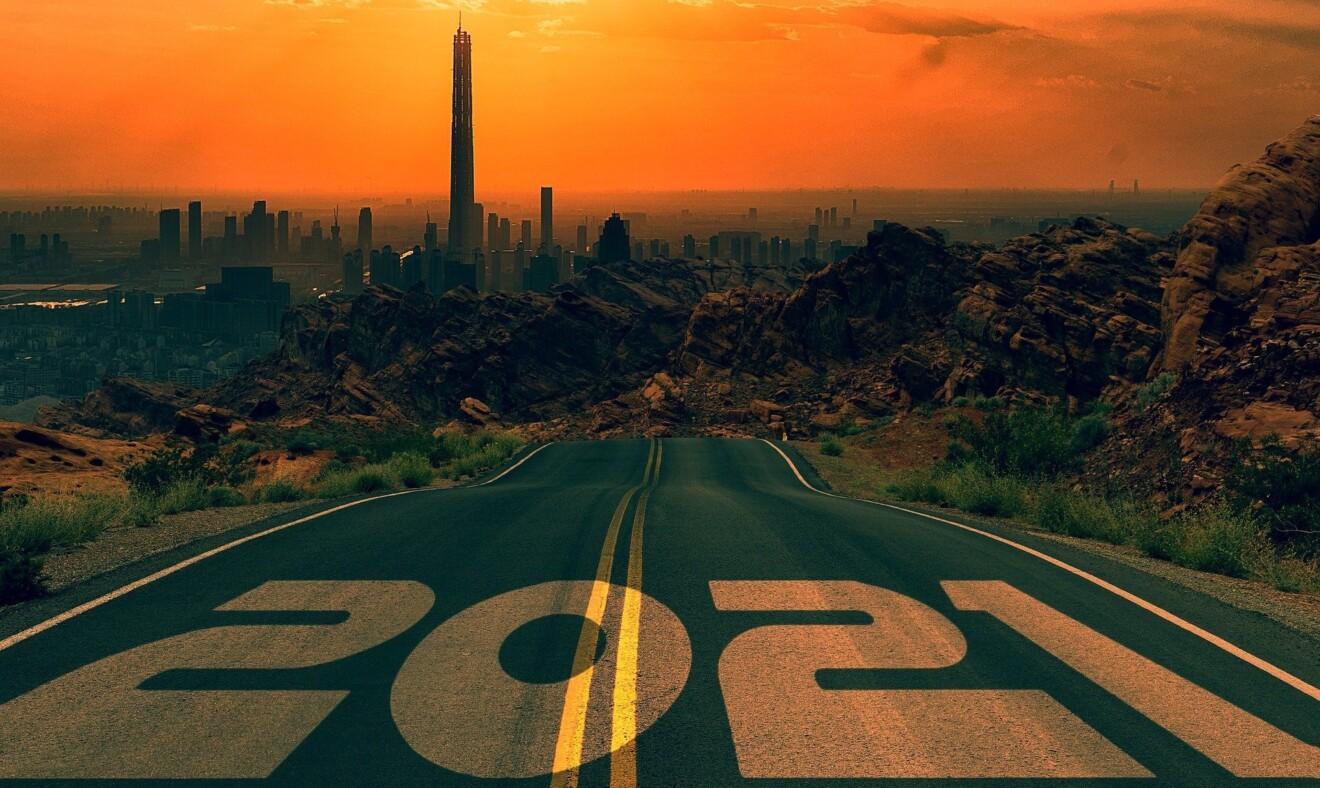 Frohes Neues: Unsere Vorsätze für 2021