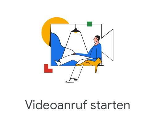 Videotelefonie zu Weihnachten - mit Google Duo. (Foto: Google)