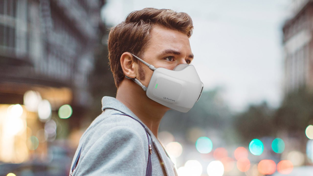 Smarte Masken: Mit Hightech gegen Corona