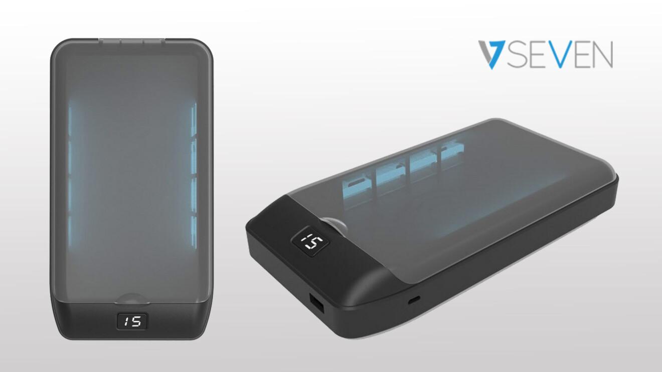 V7 UV-Sterilisator