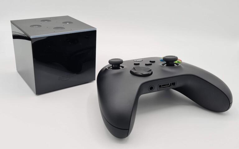 Spielen könnt ihr mit dem Fire TV Cube natürlich auch. Hier empfehlen sich einige Apps via Sideload. (Foto: Sven Wernicke)