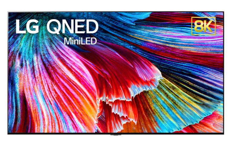 QNED ist Mini LED mit Quantum Dot. (Foto: LG)