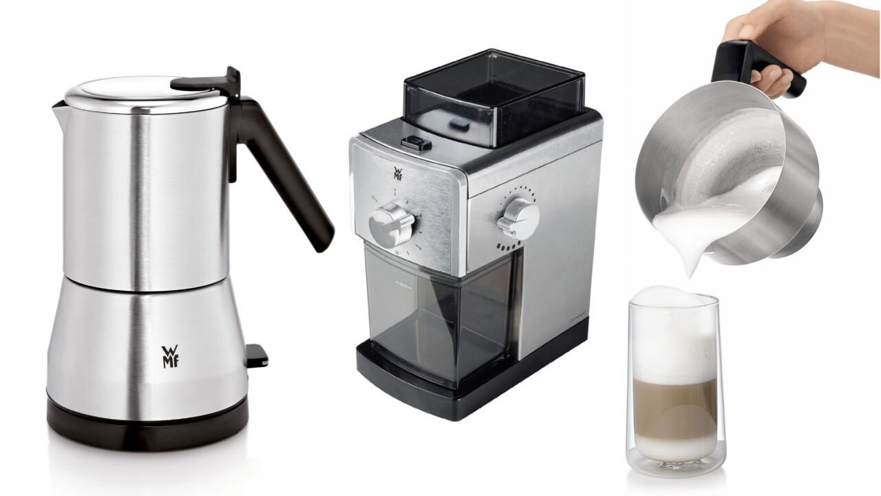 [Aktion beendet] 10 Jahre EURONICS Trendblog: Gewinnt mit uns ein WMF Kaffee-Puristen-Set