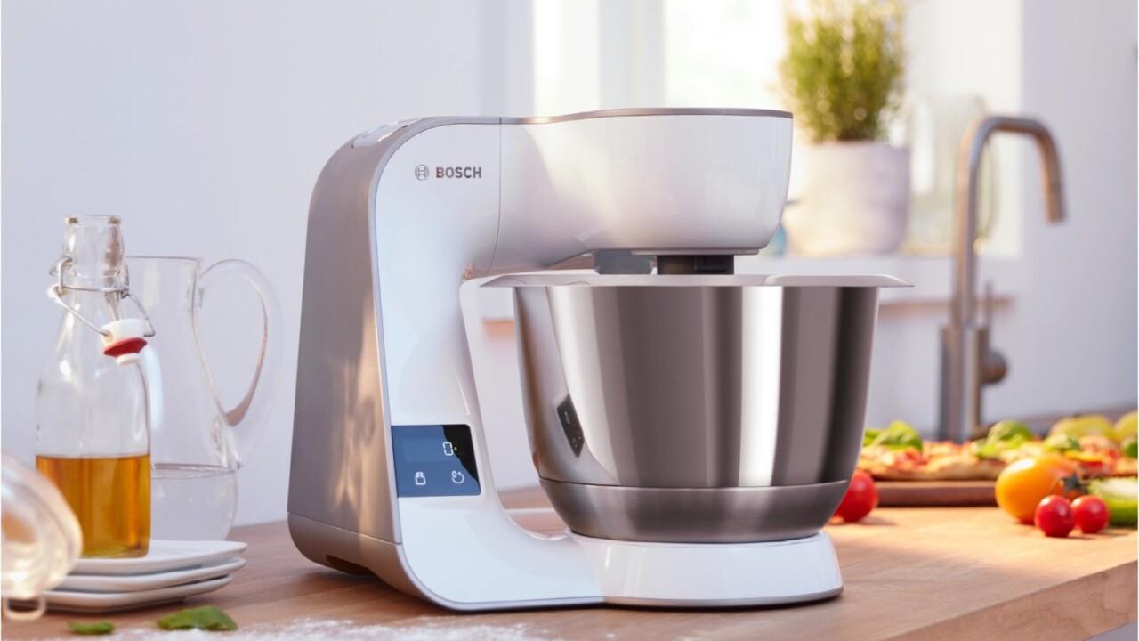 [Aktion beendet] 10 Jahre EURONICS Trendblog: Gewinnt mit uns eine Bosch MUM5XW10 Küchenmaschine