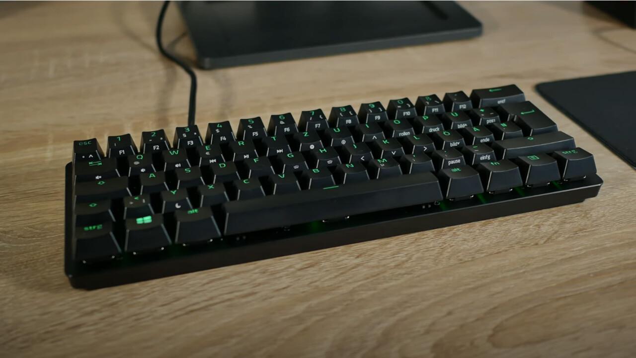 Mini-Gaming-Tastaturen: Platzsparend und funktional