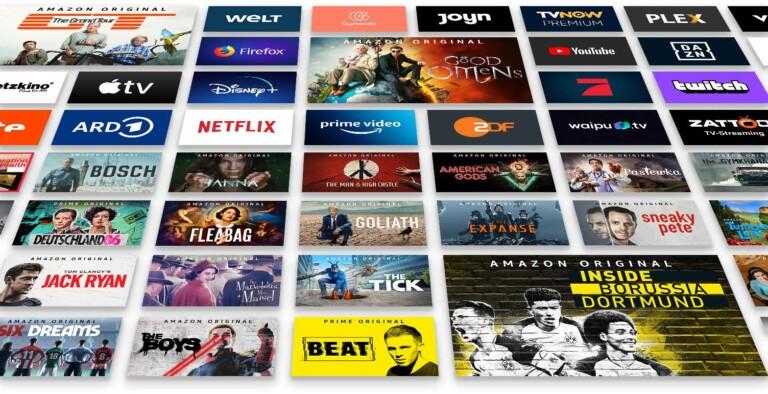 Übrigens: Der Fire TV Cube besitzt auch Browser zum Surfen im Netz. Welcher andere Streamingplayer kann das auch? (Foto: Amazon)