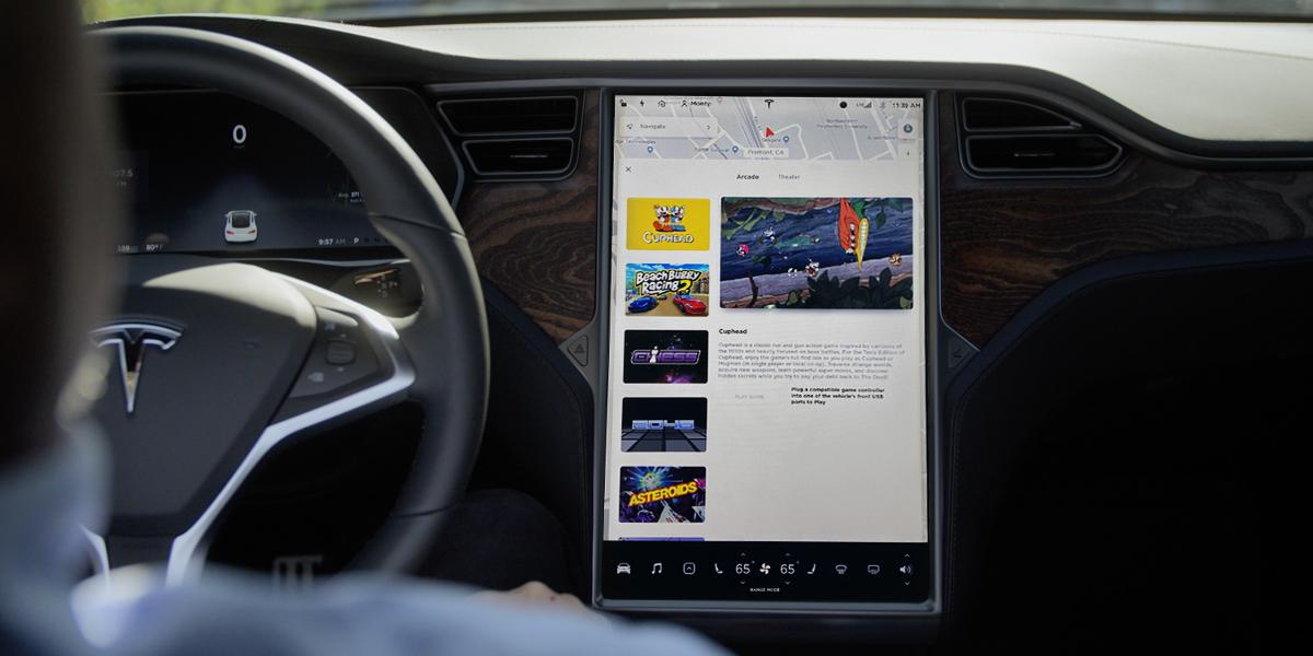 Elektroautos: Infotainment auf dem nächsten Level
