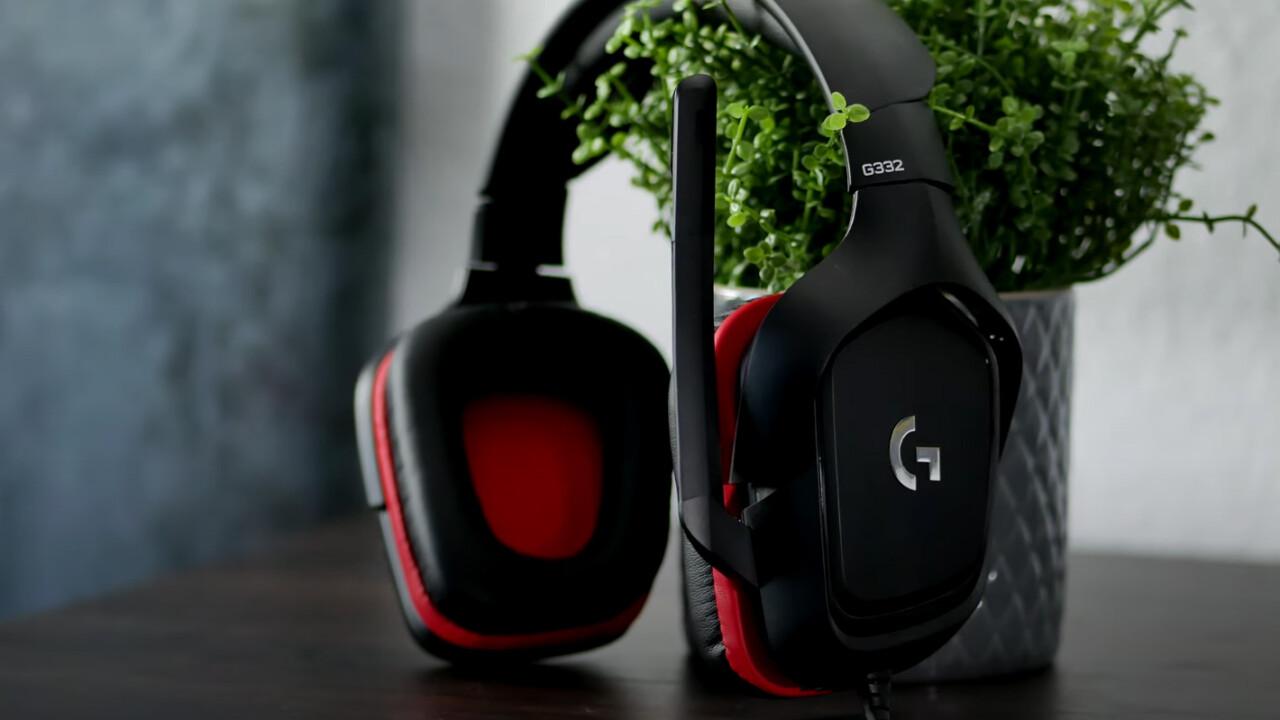 Logitech G332: Günstiges Gaming-Headset mit Qualität