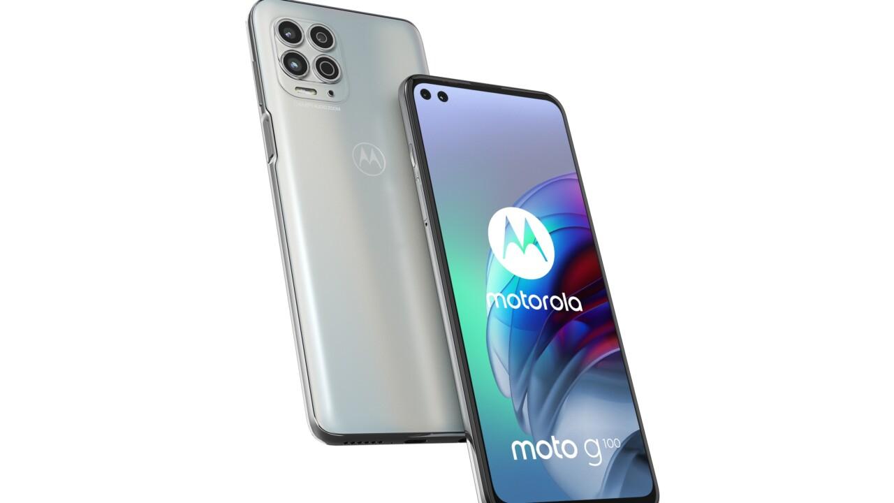 """Motorolas Neustart mit Moto G100 und """"Ready for""""-Plattform: Goodbye Mittelklasse?"""
