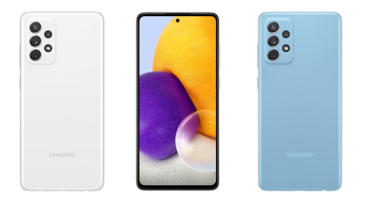 Samsung A72 und A52: Alles, was wir von modernen Smartphones erwarten