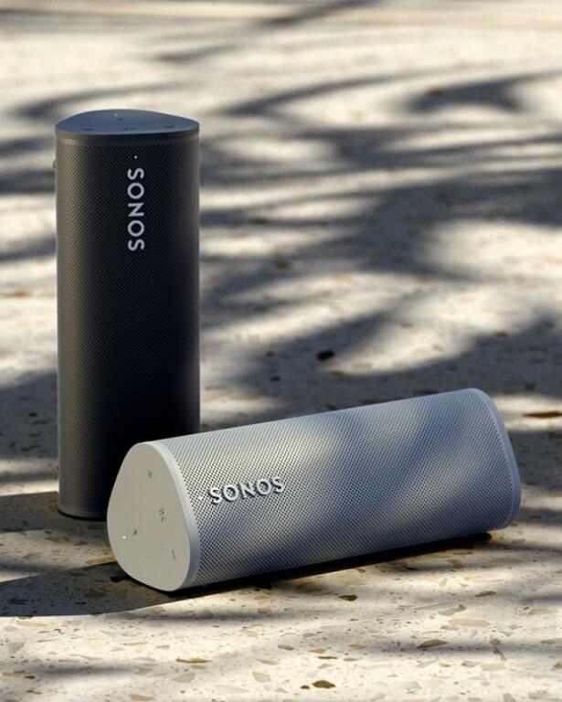 Kompakt, stylisch, dezent - das ist Sonos Roam. (Foto: Sonos)