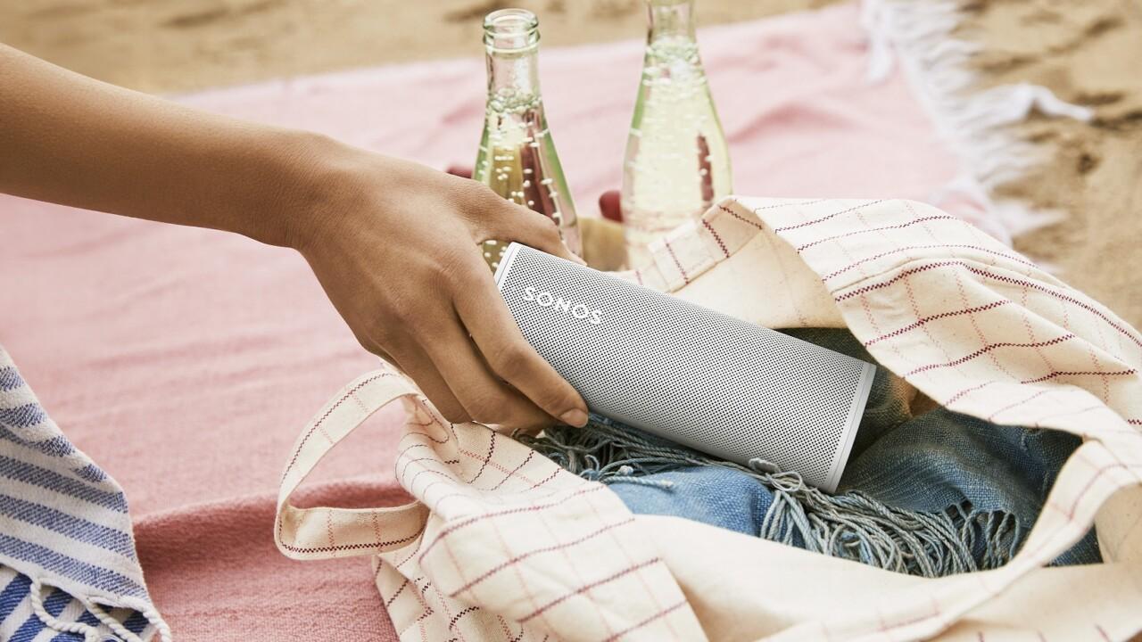 Sonos Roam: Kompakt, flexibel, schick – der neue Smart Speaker von Sonos