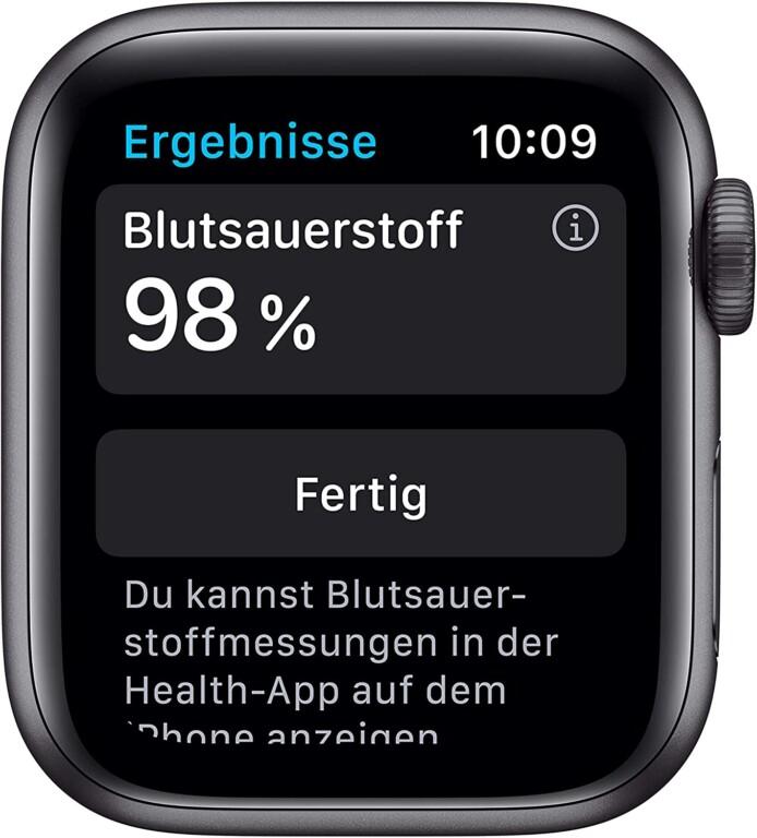 Überlegt euch, was ihr braucht - dann fallen viele Fitness-Armbänder oder Smartwatches weg. (Foto: Apple)