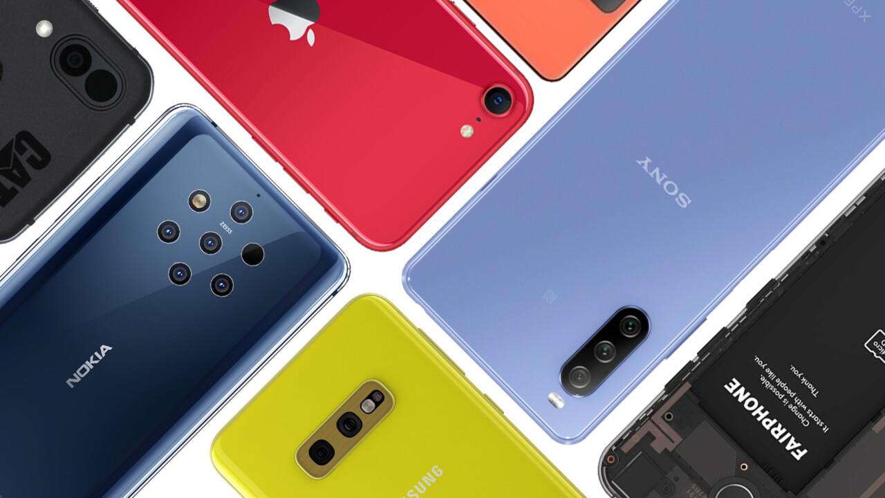 10 kompakte Smartphones bis 6 Zoll