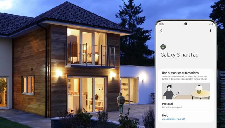 Auch fürs Smart Home geeignet. (Foto: Samsung)