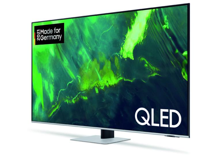 Mit QLED-Technik: Der Samsung GQ65Q73AATXZG