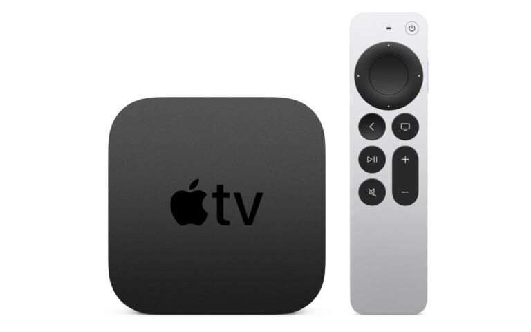 Der aktuelle Apple TV 4K. (Foto: Apple)