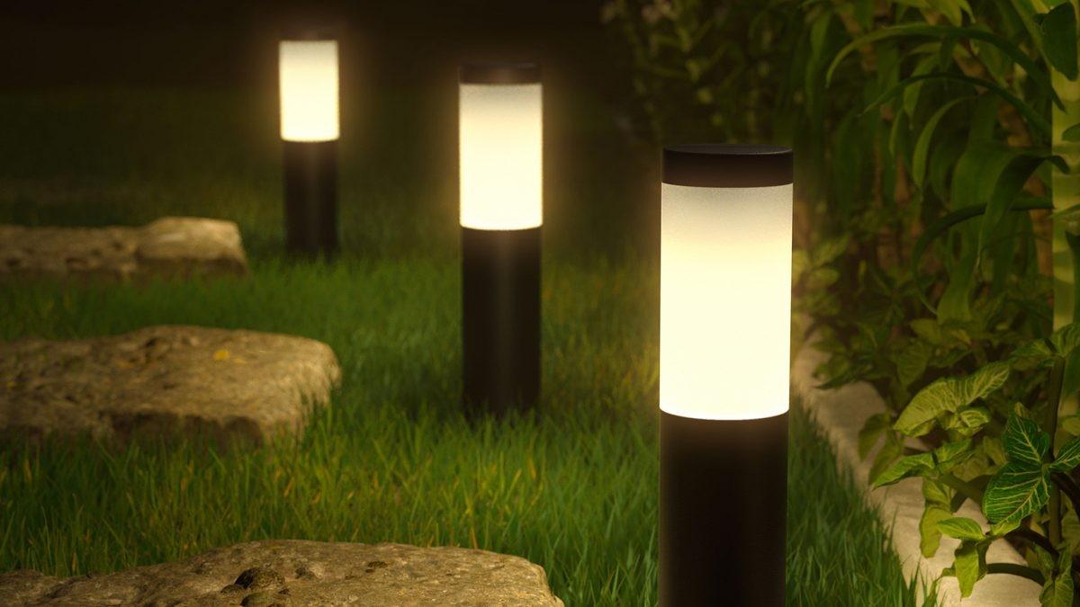 Smarte Gartenbeleuchtung planen: So bringt ihr Licht ins Dunkel