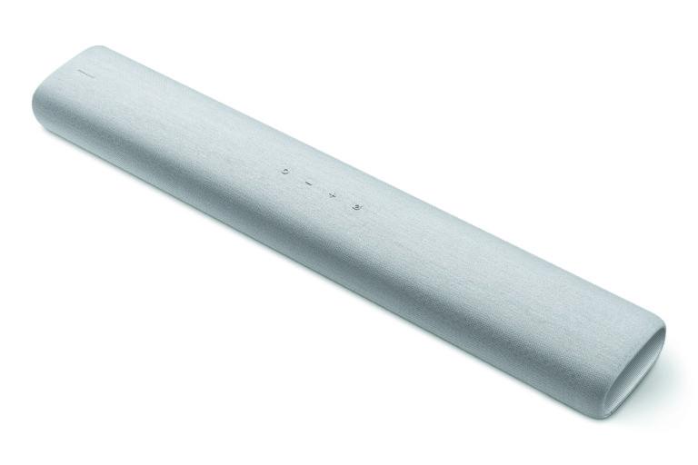 In modernem Grau: Die Samsung Soundbar HW-S61A