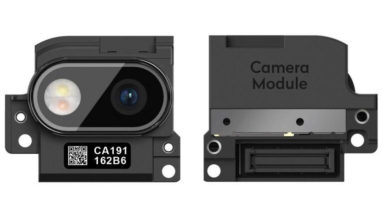 Kamera-Modul des Fairphone 3+