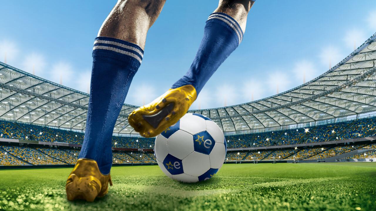 Fußball schauen
