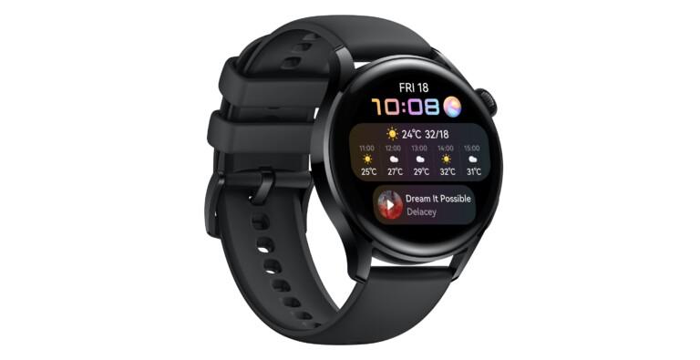Harmony-OS-Smartwatch Huawei Watch 3