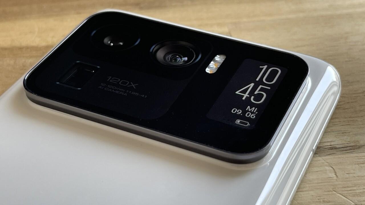 Mi 11 Ultra im Test: Xiaomi setzt auf Spaß
