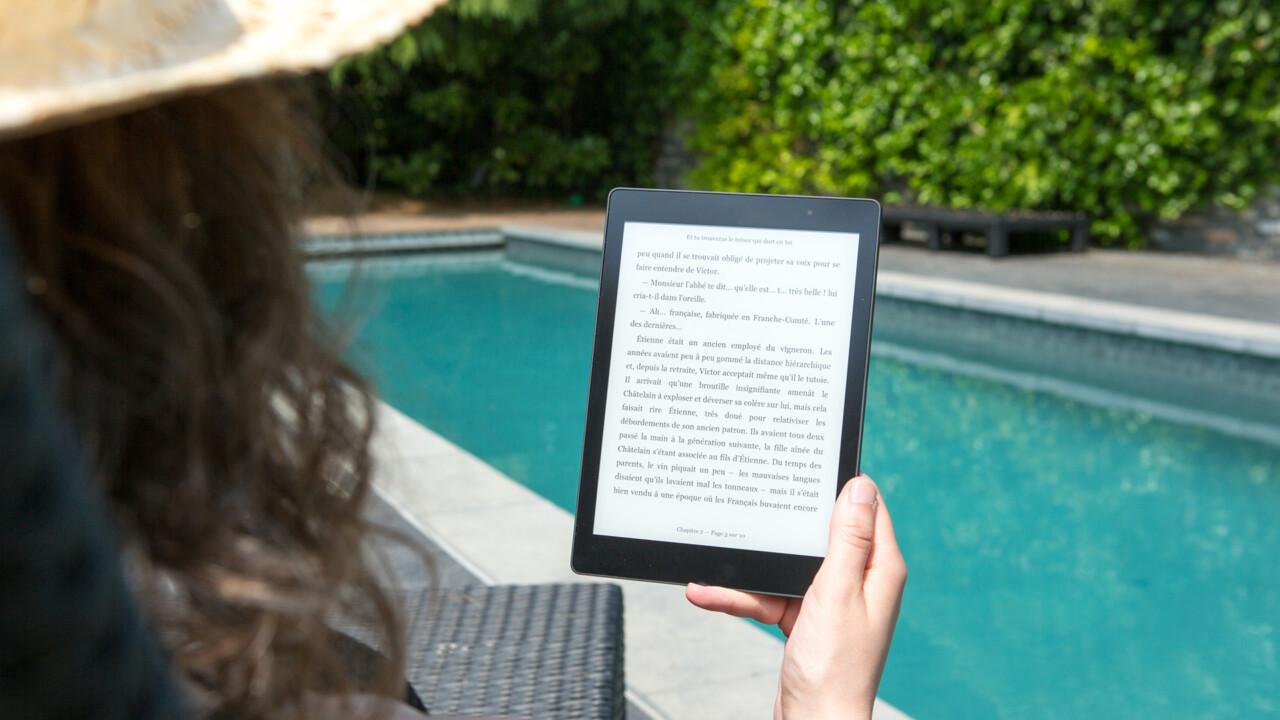 Die 5 besten E-Reader für euren Urlaub