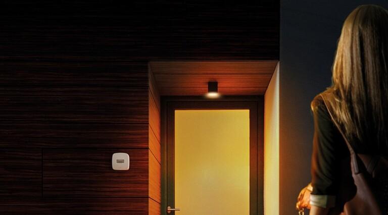 Eve Motion mit HomeKit ist besonders einfach einzurichten, wenn ihr Apple-Geräte besitzt. (Foto: Eve)