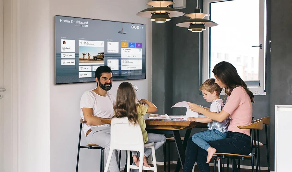 So verwandelt ihr euren Smart TV von LG in eine Smart-Home-Schaltzentrale