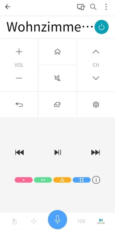 Die App erleichtert die Verbindung zwischen Smartphone und LG-Smart-TV. (Screenshot)