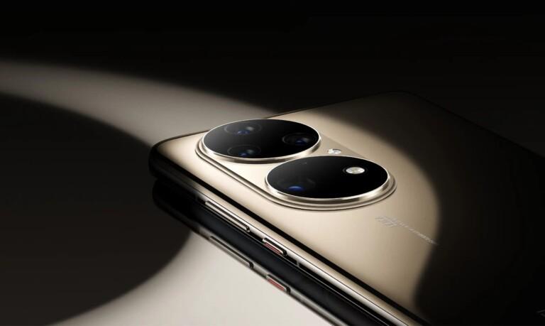 Ikonisches Kamera-Modul im P50 Pro