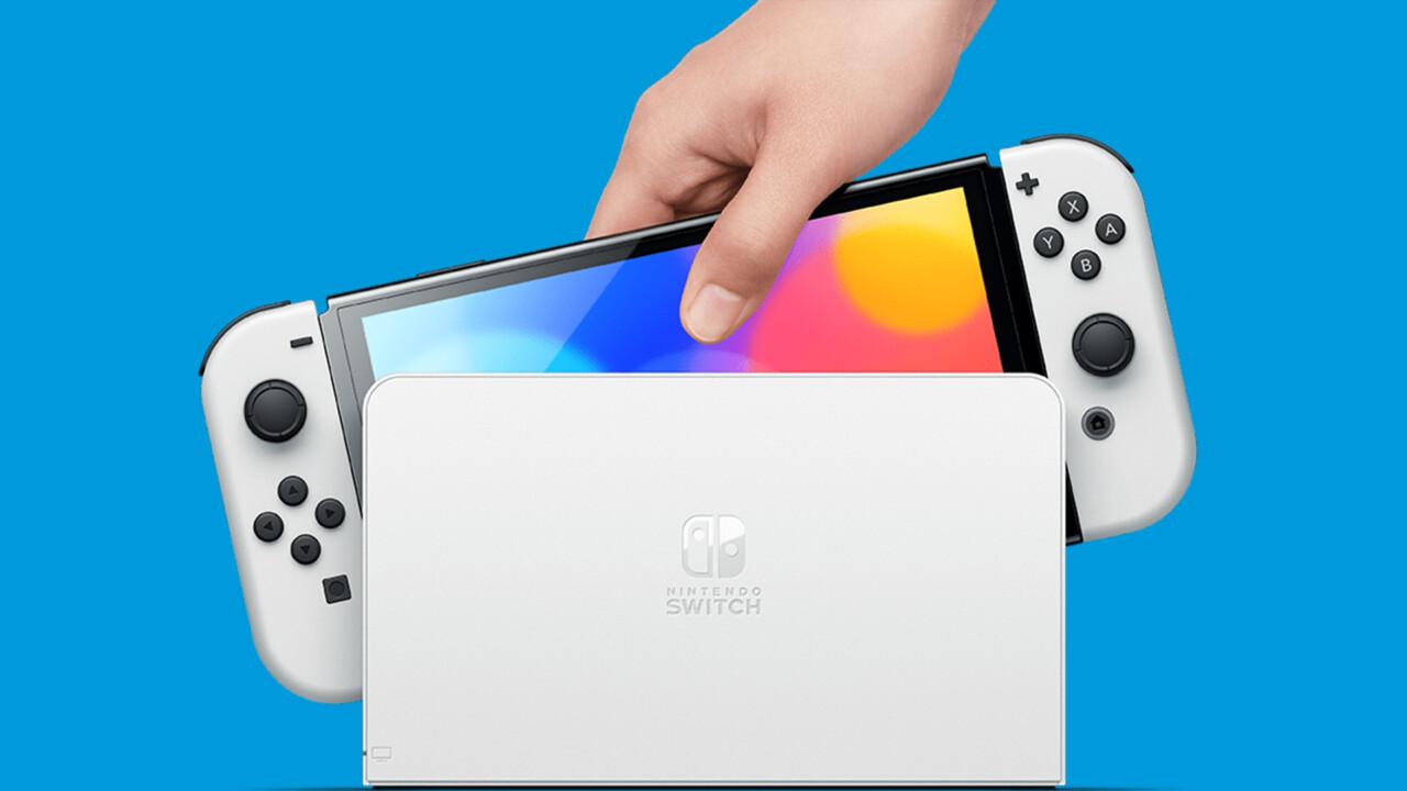 Nintendo Switch mit OLED: 5 Verbesserungen für Fans