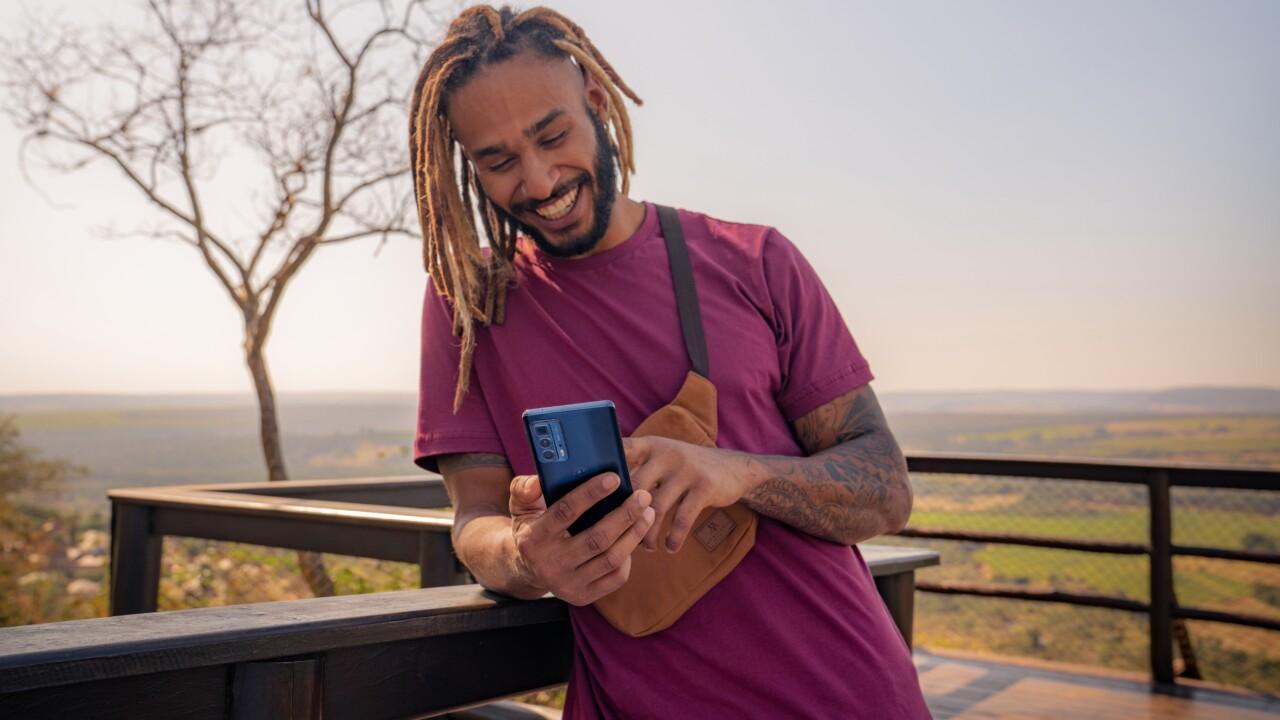 Motorola macht Ready For im neuen Edge 20 Pro kabellos