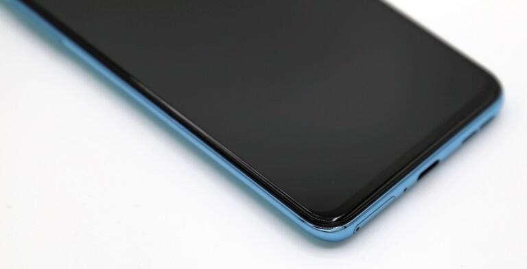 Schön anzusehen ist das OnePlus Nord 2 auf jeden Fall auch. (Foto: Sven Wernicke)
