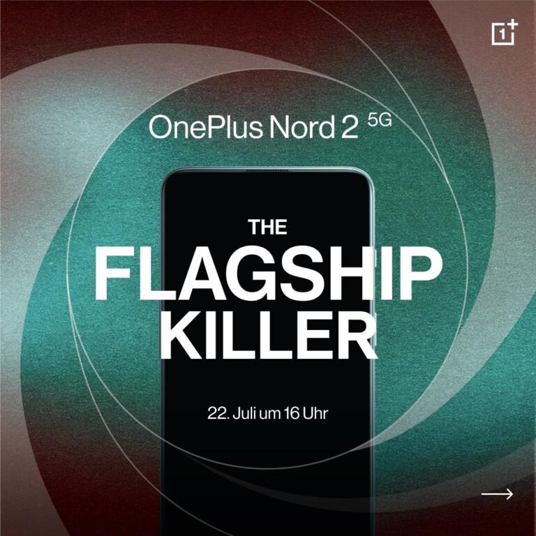 Ist das OnePlus Nord 2 wirklich ein Flagship Killer, wie es der Hersteller beschreibt? Nein! (Foto: OnePlus)