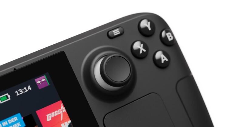 Eine Handheld-Konsole für PC-Spieler. (Foto: Valve)