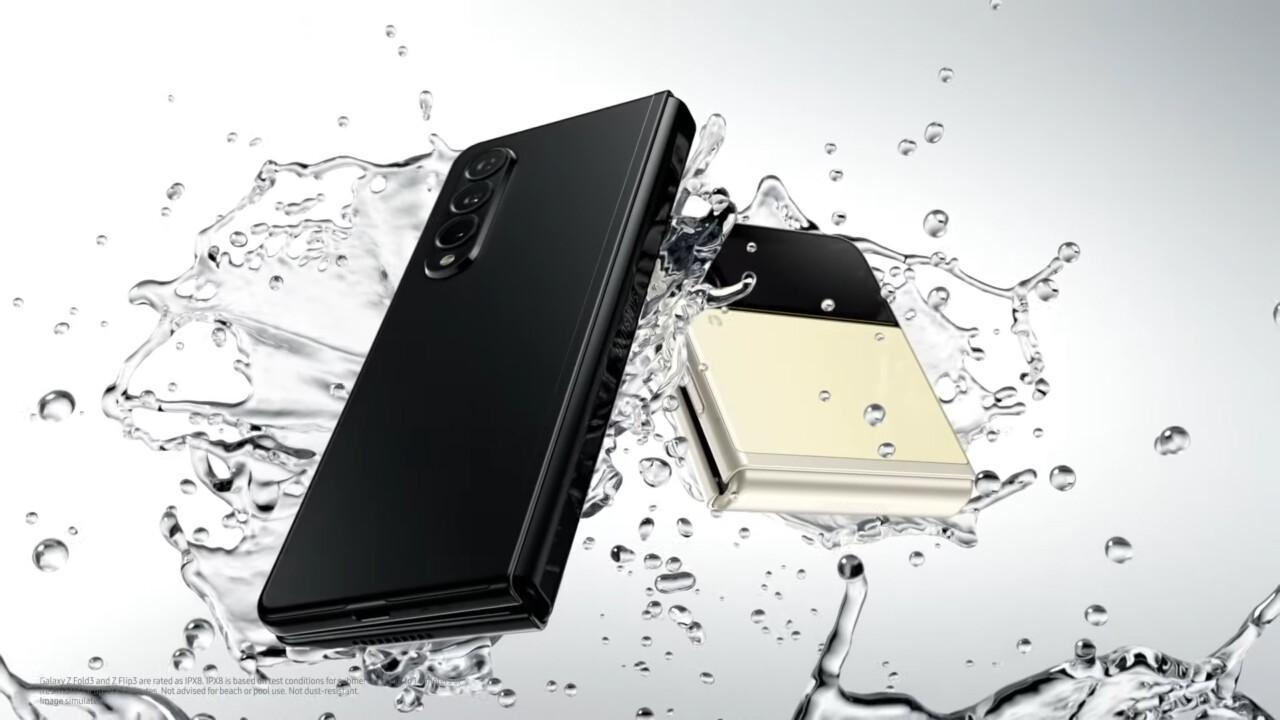 Diese Falt-Smartphones sind Samsungs Zukunft