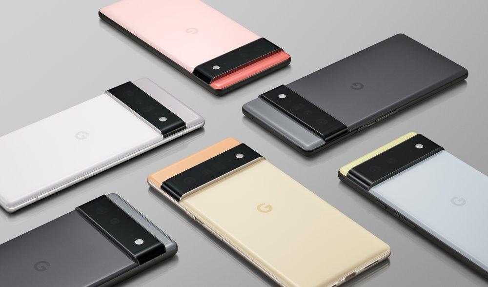 Pixel 6 Pro angekündigt: Google meint es ernst