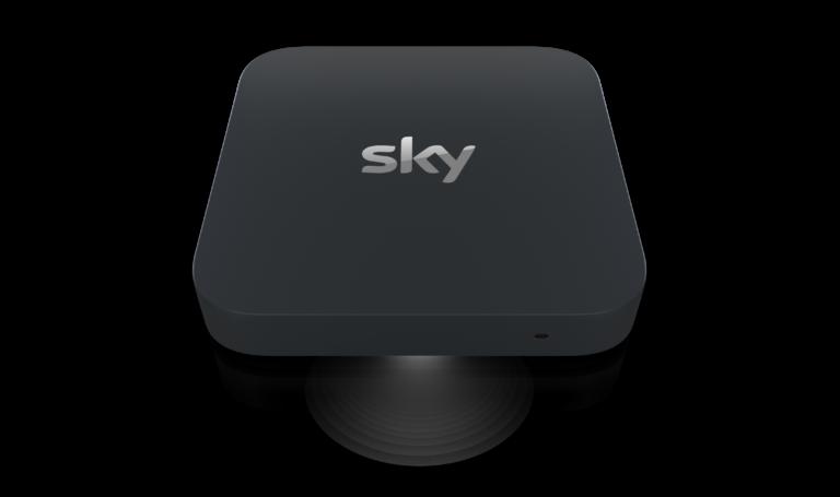 Sky Q IPTV-Box