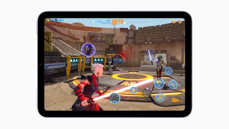 Leicht verbessertes Display im iPad Mini 2021