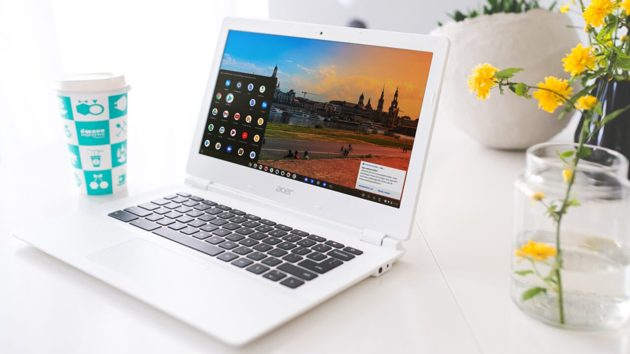 Startmenü auf Chromebook: So geht's