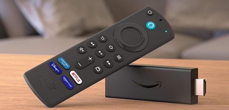 Der Fire TV Stick. (Foto: Amazon)