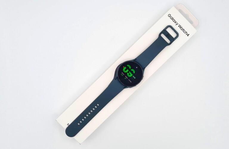 Ein wirklich schönes Stück Technik. Die Samsung Galaxy Watch4 im Test zeigt, was sie kann. (Foto: Sven Wernicke)