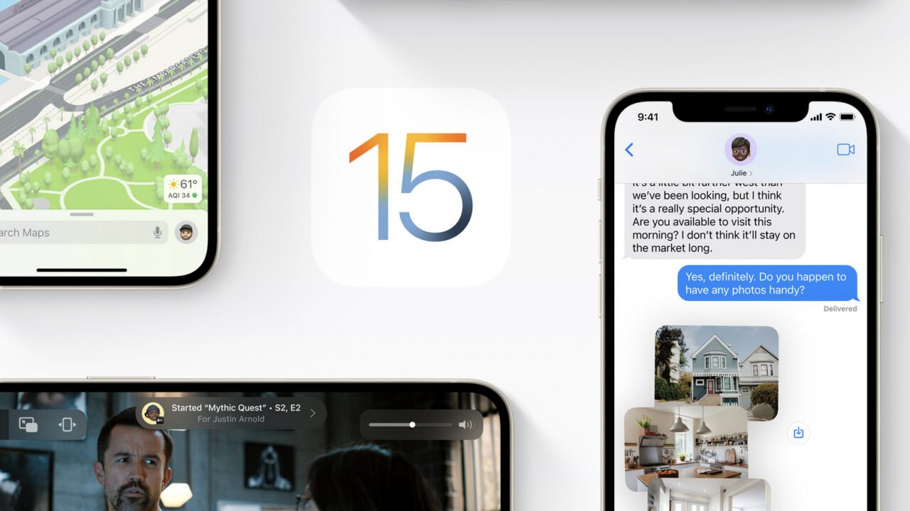 iOS 15: Darum solltet ihr updaten