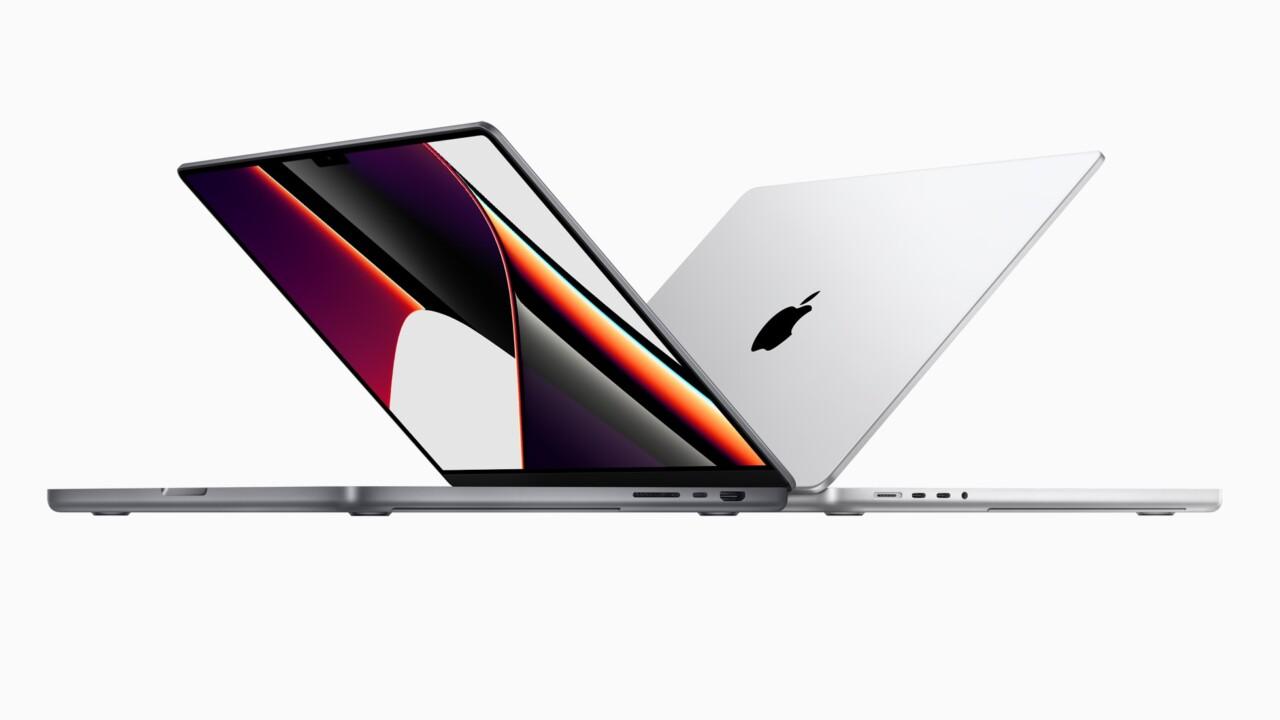 MacBook Pro 14 und 16 im Vergleich: Die Monster sind los